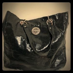 Used: Kate Landry black tote